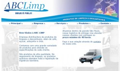 Web Site – ABC Limp